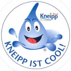 Kneipp ist cool